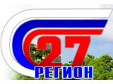 "Логотип Такси ""РЕГИОН 27"""
