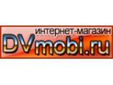 Логотип Интернет магазин телефонов и смартфонов на 2 сим карты DVmobi.ru