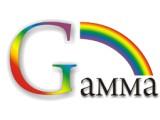 Логотип Гамма