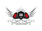 """Логотип Авто-ателье """"АМА27"""""""