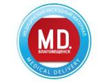 Логотип Medical Delivery