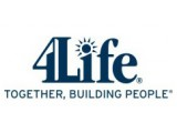 Логотип 4 Life, торговая компания