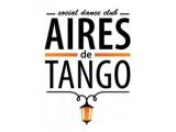 Логотип Aires De Tango, клуб аргентинского танго