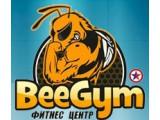 Логотип Bee Gym, спортивный центр, ООО Би Джим