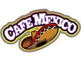 Логотип Cafe Mexico, кафе