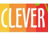 Логотип CLEVER, детский центр