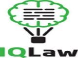 Логотип IQLaw - международный юридический сервис